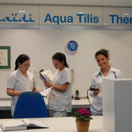 Essaïdi Aqua Tilis Therapy Team