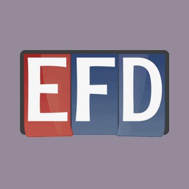 EFD BV logo